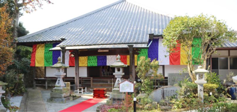 眞教寺 外観