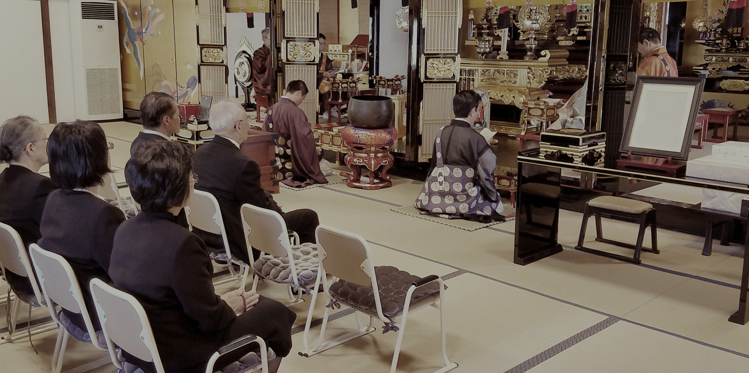 お寺のお葬式
